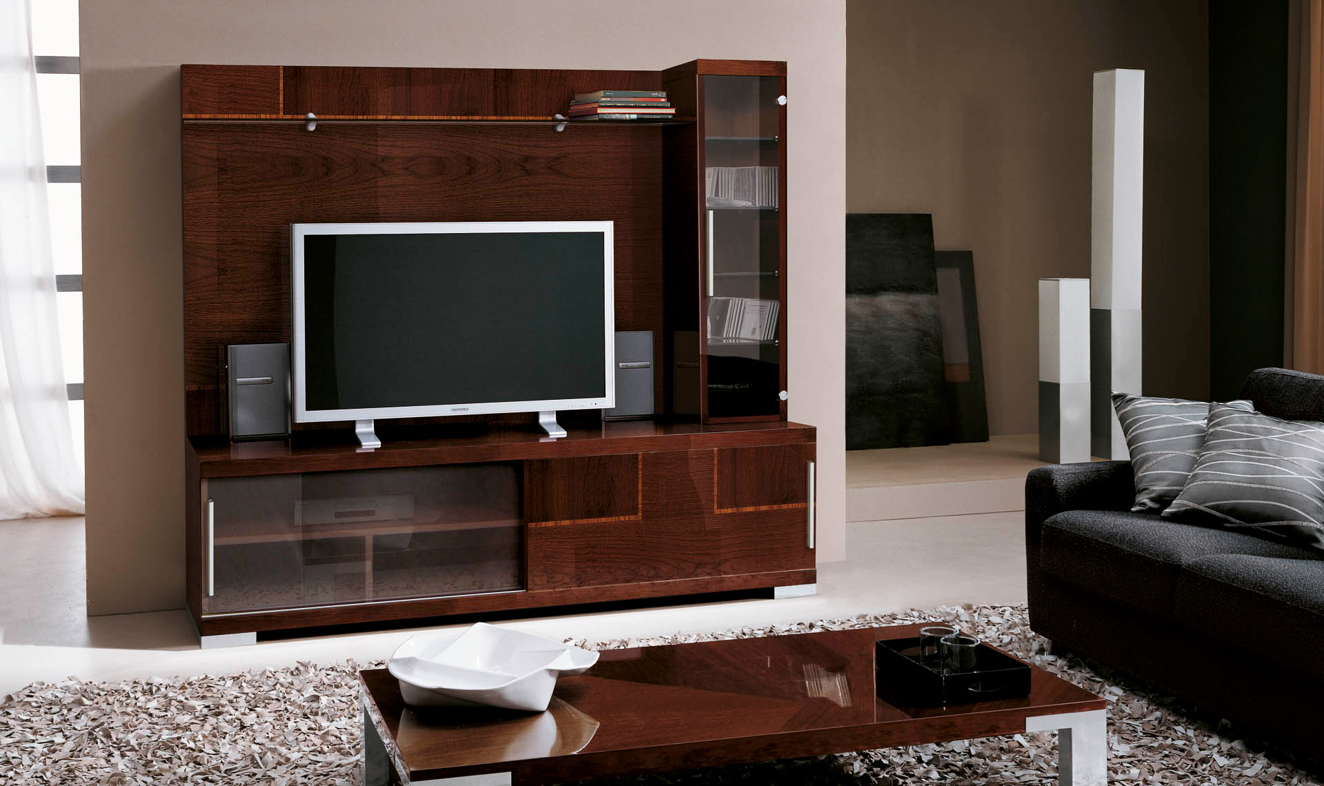 Home Entertainment Furniture - Corner Furniture - Bronx ...